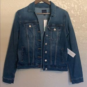 Jean Jacket Just USA